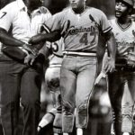 St. Louis CardinalspitcherJoaquin Andújaris suspended for the first 10 games of the1986season