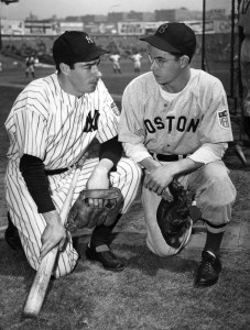 The Yankees purchase Joe DiMaggio from San Francisco of the Pacific Coast League. The son of Italian immigrants will be one of three DiMaggio brothers to play in the major leagues. Dom and Vince are the others.