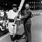 Babe Ruth and Jack Dempsey 1933