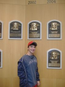 Cooperstown Hall of Fame 2007