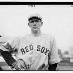 At Boston, Smoky Joe Wood fires a 1 - 0 shutout over Washington. The Nationals have lost all 11 games at Fenway Park this year.
