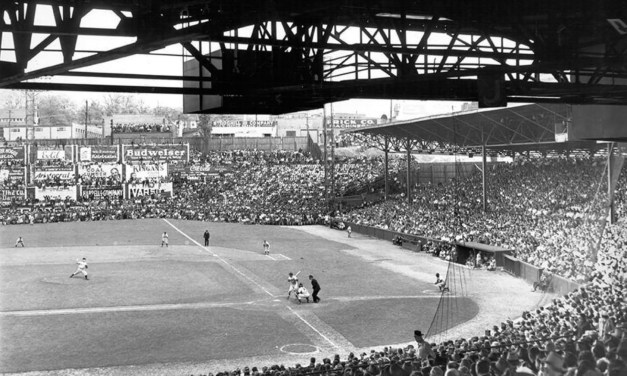 Atlanta Crackers of the Southern Association take on the Brooklyn Dodgers
