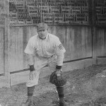 Paddy O'Connor at spring training in Hot Springs, Arkansas - 1910.