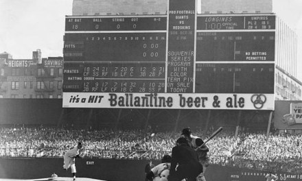 Game 5 1960 World Series Pirates at New york
