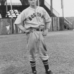 Bobby Doerr at spring training in Sarasota, Florida - 1937.