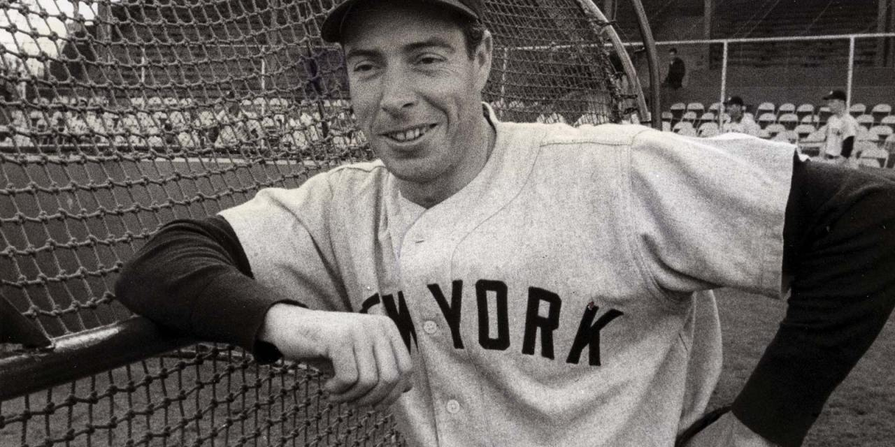Major League Baseball proclaims Joe DiMaggio as its greatest living player