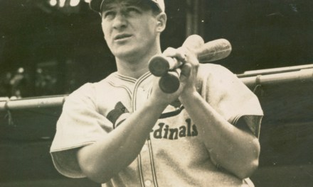 Outfielder Joe Medwick is voted into the Baseball Hall of Fame