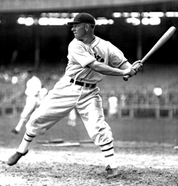 Mel Ott is born listen to his World Series At Bats vs Lefty Gomez