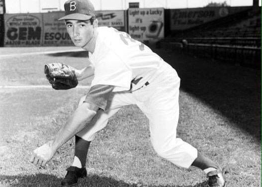 The Sandy Koufax Tryout