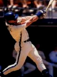 RookieJeff Bagwellhits only the ninth upper-deck home run at Three Rivers Stadium