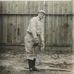 Playing his first game forConnie Mack'sA's,Rube Waddellfaces only 27 batters, blanking theOrioles, 2 - 0. The 25-year old southpaw strikes out the side three times by whiffingBilly Gilbert,Harry HowellandJack Croninin the 3rd (on just nine pitches) 6th, and 9th innings. COssee Schreckengostthrows out the two baserunners.