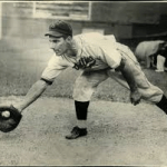 JOE OESCHGER pitches the 4th immaculate-innings vs the Phillies