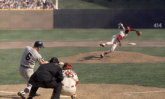 1968 World Series Bob Gibson and Al Kaline