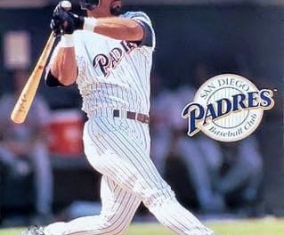 Padres third baseman Ken Caminiti is selected as the fourth unanimous winner of the National League's Most Valuable Player award