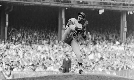 May 19 1963 Sandy Koufax Fires 1-0 2-hitter