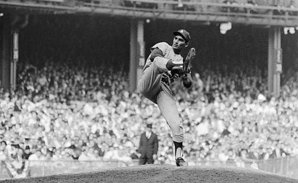 Full Radio Broadcast Dodgers Sandy Koufax Fires 1-0 2-hitter vs New York Mets