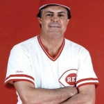 Lou Piniella is named to replace Pete Rose as manager of the Cincinnati Reds.