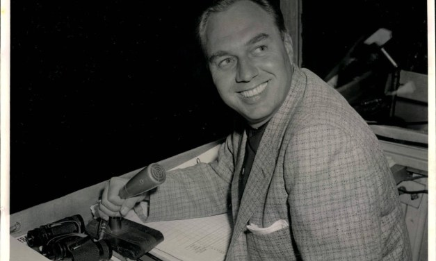 The Voice of the Milwaukee Braves, radio broadcaster Earl Gillespie, died in West Allis at age 81