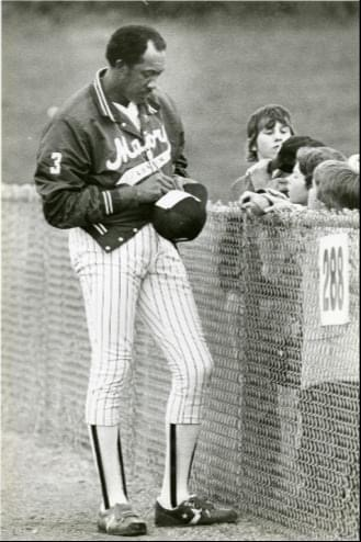 After Chatham-born pitcher Fergie Jenkins retired from an outstanding career in Major League Baseball in 1983, he pitched two seasons for the London Majors of the Intercounty Baseball League in 1984 and 1985.