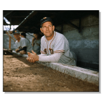 Giants player-manager Mel Ott decides to stop playing and do only his dugout duties for the team