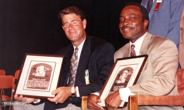 Joe Morgan and Jim Palmer elected into Hall of Fame