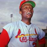 Curt Flood is born