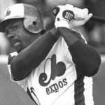 Andre Dawson hits first career homerun