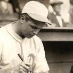 Jimmie Foxx hits his first career homerun