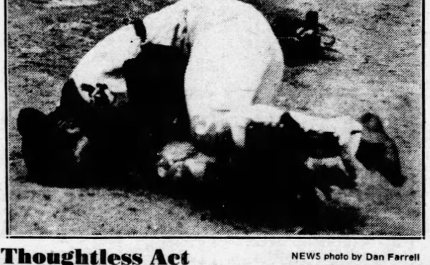 Stadium Bomber Faces Prison after hitting Ray Fosse with Cherry Bomb