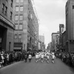 Montreal holds a parade for the Expos