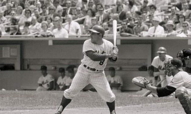 Yogi Berra retires