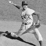Sal Maglie Brooklyn Dodgers