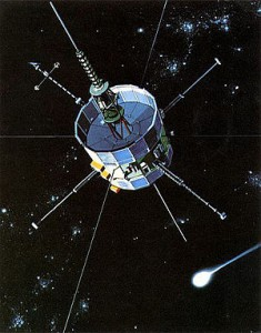 International Cometary Explorer