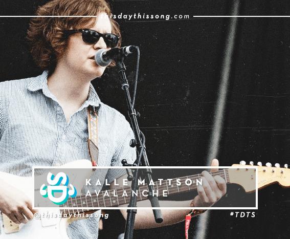 07/28/2016 @ Kalle Mattson – Avalanche