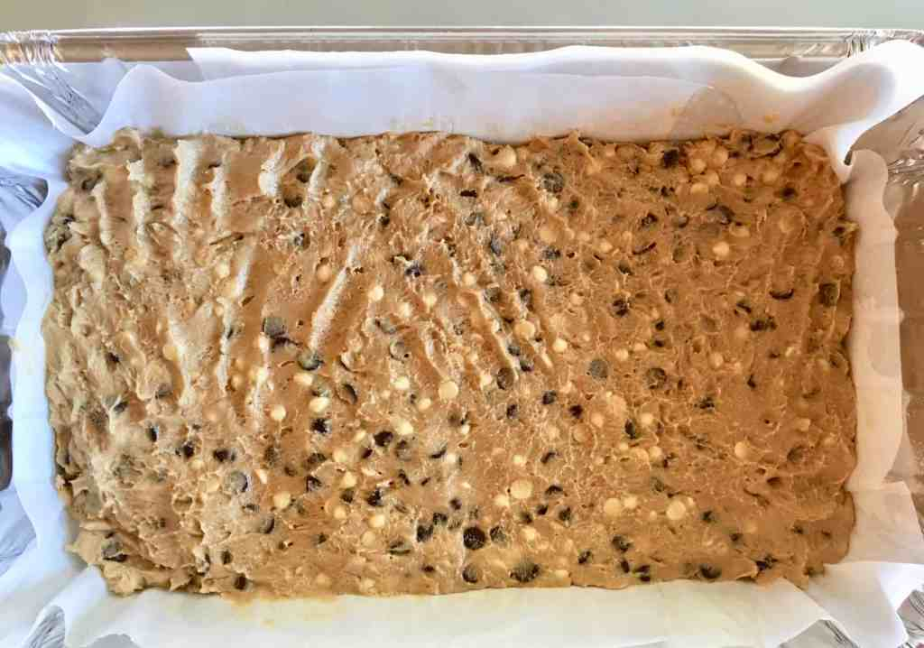 large batch cookie bars