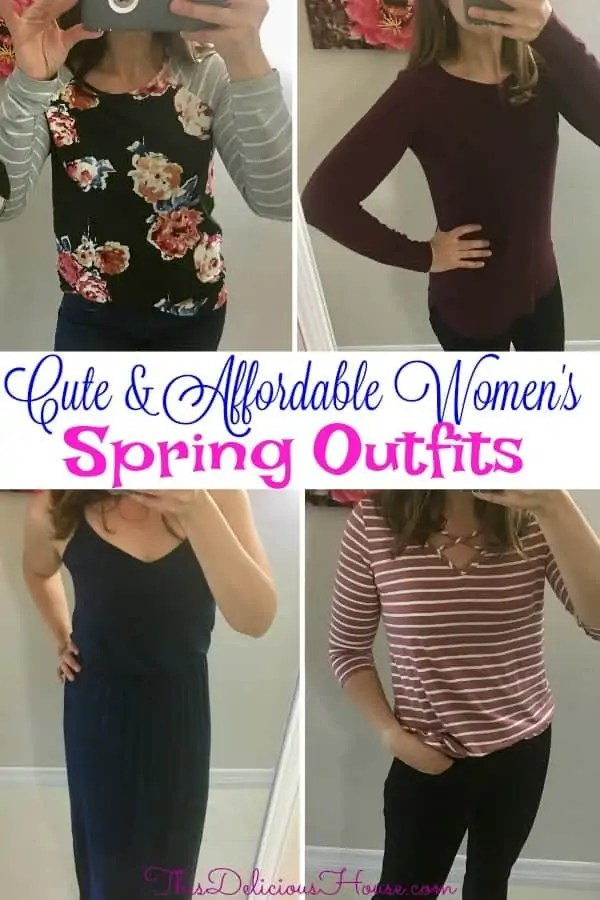Womens Spring Clothes