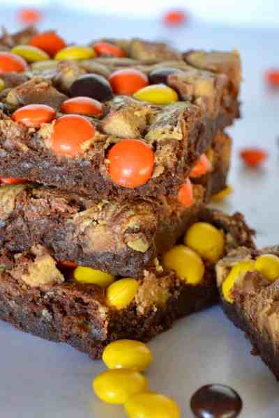 Best Reese's Brownies