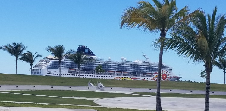 Norwegian Sun in Key West