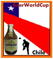 Nomade The up and coming player in the Chilean beer market