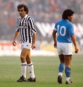 diego maradona and napoli Diego Maradona, El Diego, the legend