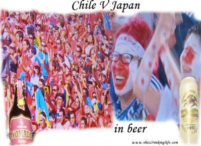 chile v japan