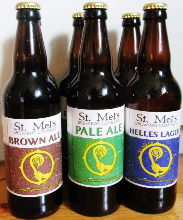St Mel's Brewery, Longford