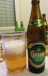 Gösser Märzen, Gösser Beer, Austria's finest, Leoben, federal state of Styria, Austrian bier