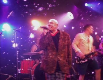 Bad Manners under the bridge, London