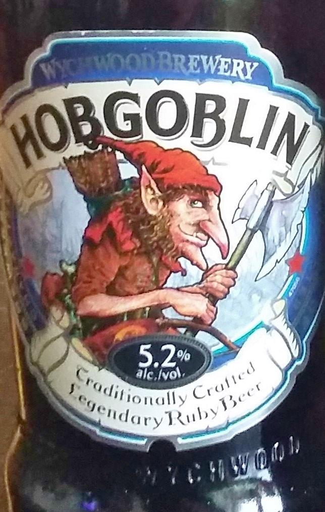 Wychwood Hobgoblin Ruby Beer