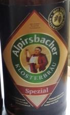 Alpirsbacher Klosterbräu Spezial