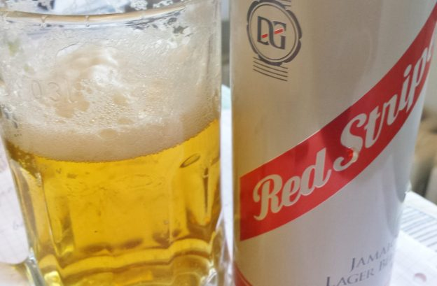 Red Stripe. The taste of Jamaica