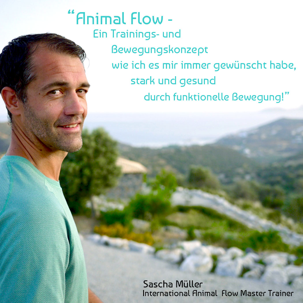 Yoga Vibes & Animal Flow in den Bergen mit Nina und Sascha @ Mama Thresl