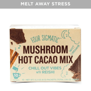 This Drives Me - Shop - Four Sigmatic - Hot Cacao Reishi