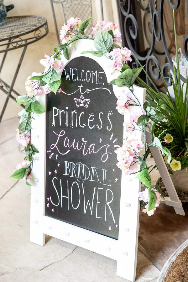 Disney Wedding Shower Ideas